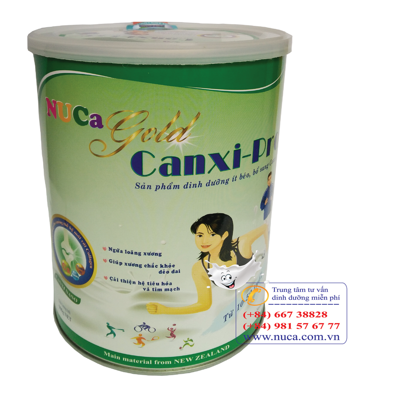 NUCa Gold - Canxi Pro (900gr)